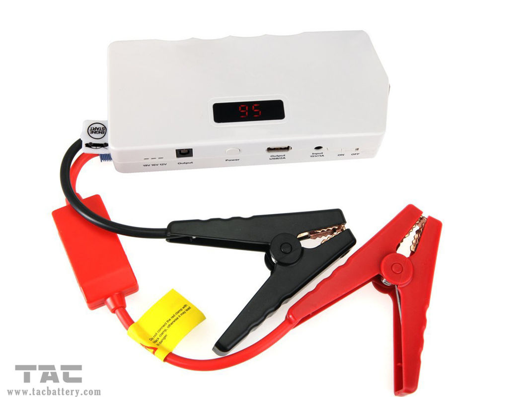 14000mAH Emergency Auto Battery Portable Car Jump Starter Booster Charger