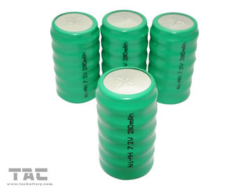 Chine batterie rechargeable d'hydrure en métal de nickel de 7.2V 250H de 280mAh usine